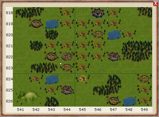 Guerras tribales. Screenshot-1